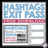 TWEETS ABOUT TODAY'S LESSON: FREE EXIT PASS