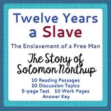 Slavery: Twelve Years a Slave