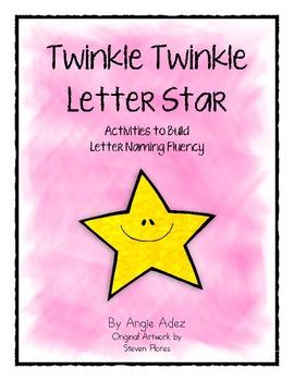 Twinkle Twinkle Letter Star