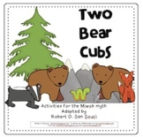 Two Bear Cubs (Compatible with 3rd Grade Journeys)