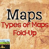 Types of Maps Fold-Up