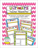 ULTIMATE Teacher Newsletter
