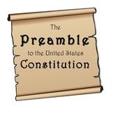 U.S. Constitution Preamble Worksheet DBQ: Students Write P