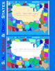 U.S.A. - Interactive States & Capitals - SMARTBOARD FILE