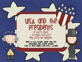 USA & Presidents Multi Level Integrated Literacy-Based Unit