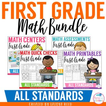 https://www.teacherspayteachers.com/Product/Math-Common-Core-Mega-Pack-for-First-Grade-1151859