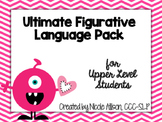 Ultimate Figurative Language Pack for Upper Level Students