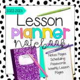 Ultimate Teacher Planner Binder {2015-2016} EDITABLE