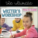 Writing: The Ultimate Writing Workshop Binder and Starter Kit