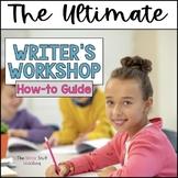 Writer's Workshop Binder and Starter Kit