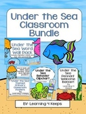 Under the Sea Classroom Bundle
