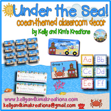 Under the Sea! {Ocean-Themed Classroom Décor}