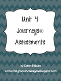 Unit 4 Journeys® Assessments