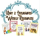 Unit 2 Bundle Pack- Supplemental Resources for Treasures F