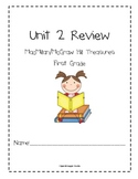 Unit 2 Review Pack for Macmillan/McGraw-Hill Treasures, Fi