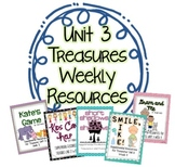 Unit 3 Bundle Pack- Supplemental Resources for Treasures F