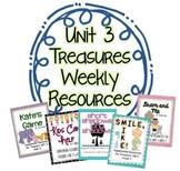 Unit 3 Bundle Pack- Supplemental Resources for Treasures F