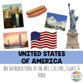 United States of America: An Introduction to the Art, Cult