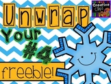 Unwrap your FREEBIE Number 4 {Creative Clips Digital Clipart}