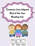 {Upper Elementary & Middle School} Book Fair