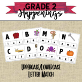 Uppercase Lowercase Matching Game