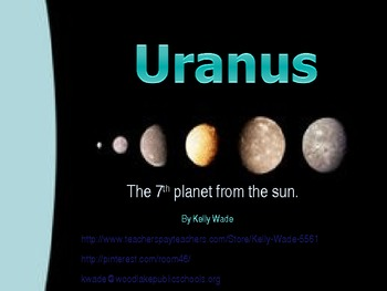 Uranus: Note-taking & Research Power Point