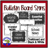 Useful Bulletin Board Signs