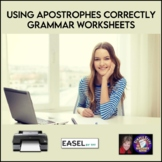 Using Apostrophes Correctly