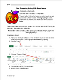 Using Excel to Create Bar Graphs in Science
