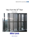 VIEW FROM THE 32ND FLOOR by Emma Cameron Mini Unit