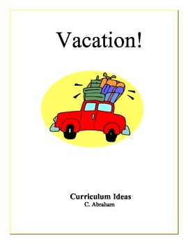 Vacations curriculum unit