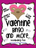 Valentine Bingo and More