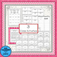 Valentine Contractions; Worksheets and Games