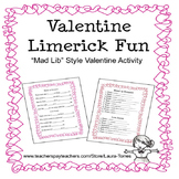 Valentine Limerick Fun