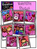Valentine Photos {Creative Clips Digital Clipart}