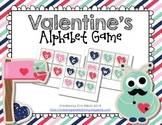 Valentine's Alphabet Game {Lowercase}