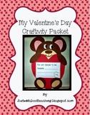 Valentine's Day { Craftivity }