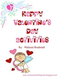 Valentine's Day Fun for Primary Grades!