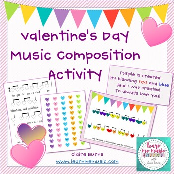 Valentine's Day Music Composition Project - PowerPoint