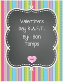 Valentine's Day Raft