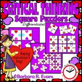 Valentine's Day Square Puzzlers