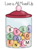 Valentine's Day Sweet and Fun - Boggle Game