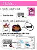 Valentine's Day Time Me!   Fluency Station-Editable