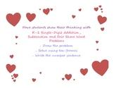 Valentine's Day Word Problem Set
