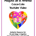 Valentine's Day in Argentina - Día del Amigo Authentic Vid