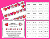Valentine's Multiplication/Division Game