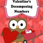 Valentine's Theme Decomposing Numbers