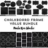 Value Pack - Chalkboard Frames