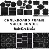 Value Pack - Chalkboard Frames