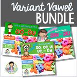 Variant Vowels: Activity Pack BUNDLE!